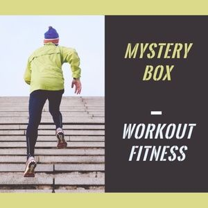 Mystery Box Fitness Themed!